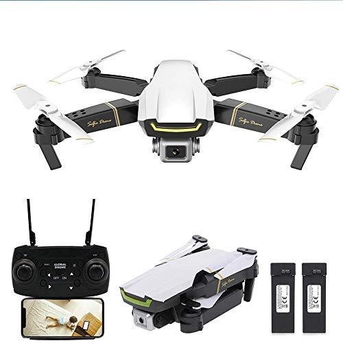 Opvouwbare drone met camera 1080P Camera FPV Drones Live video Hoogte Houd één toets vast Start/landing RC Drone Beste cadeau voor jongens en meisjes Drone voor beginners Volwassenen