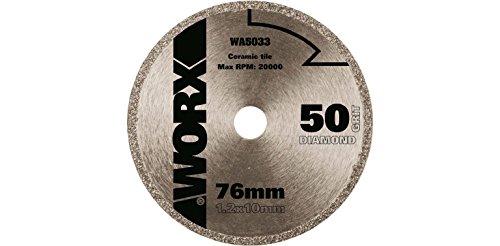 Worx M291076 - Disco diamante 76 mm wa5033