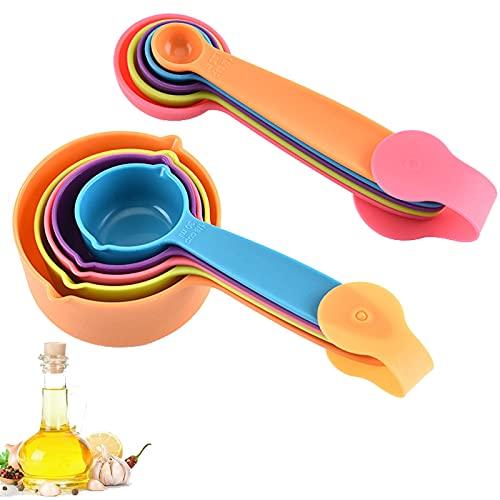 Cucharas Medidoras Plastico Marca N\O