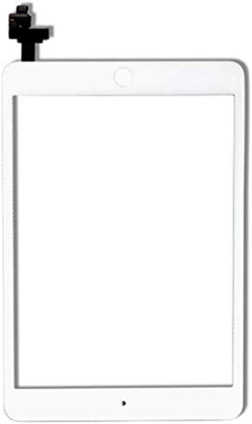 /Écran Tactile de Remplacement pour iPad Mini 1 et 2 /écran avec Puce IC Bouton Home. Outils et adh/ésif