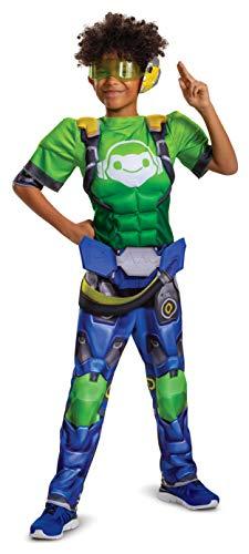 Halloween Lucio Muscle Classic Teen Costume