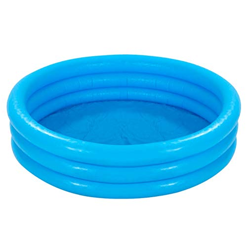 Intex Blu Piscina Crystal, Colore, 114x25 cm, 59416