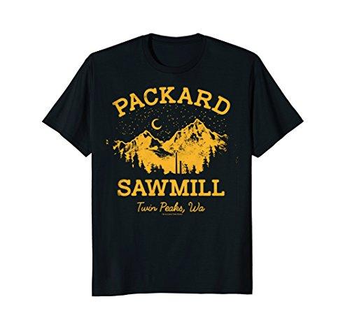 Twin Peaks Packard Sawmill Retro Vi…