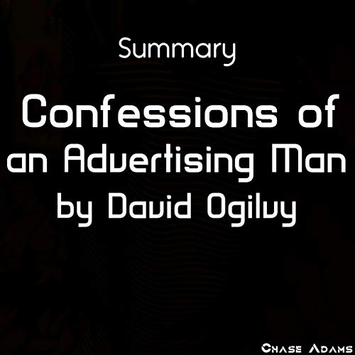 Summary: Confessions of an Advertising Man by David Ogilvy audiobook cover art