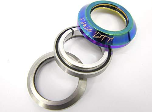 Ethic DTC Basic - Auriculares de diadema integrados (1 1/8', Neochrome OEM)