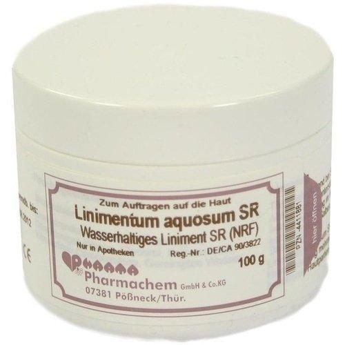 LINIMENTUM AQUOSUM SR Salbe 100 g