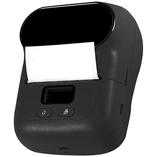 Monland Tragbarer Etiketten Drucker Strichcode Etiketten Drucker, auf Etikettierung Anwenden, BüRo, Kompatibel für Android & IOS System 2