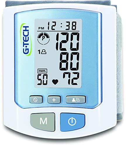 Aparelho de Pressão Digital Automático Pulso, G-Tech
