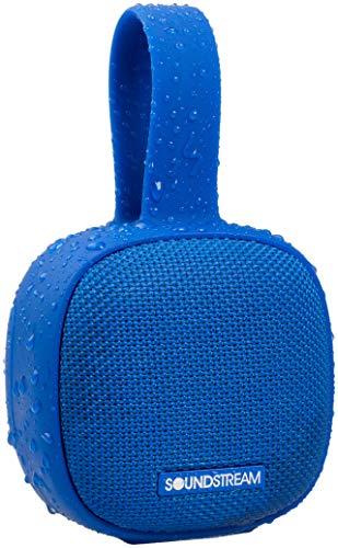Soundstream h2GO IPX7 Waterproof Portable Bluetooth Speaker - Blue