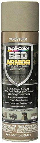 Dupli-Color - BAA2030 Premium Truck Bed Armor, Sandstorm