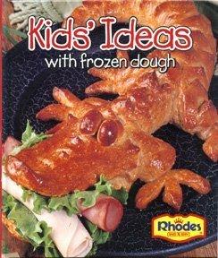 Kids' Ideas with Frozen Dough