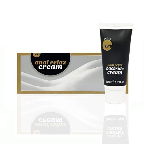 Crema de relajación anal 50g crema mantenimiento Coito anal sexo tráfico betäubung anestesia para los hombres lubricante Lubricante