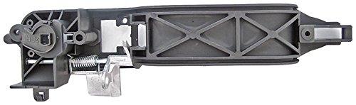 Dorman 81971 Front Passenger Side Exterior Door Handle Reinforcement for Select Ford Models, Black