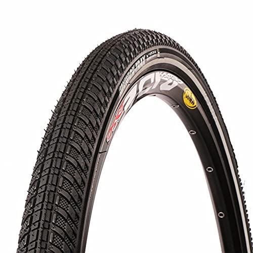 HUJUNG Neumático De Bicicleta 26 × 1,75, 700 Neumáticos De Bicicleta De Carretera 700 * 32C Drenaje Ultraligero De Baja Resistencia K1053