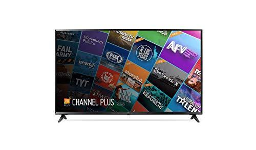 LG Smart TV 60″ 4K UHD 60UJ6050 (Renewed)
