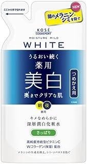 KOSE コーセー モイスチュアマイルド ホワイト ローションL (さっぱり) つめかえ 160ml