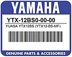 Yamaha YTX-12BS0-00-00; YTX12BS YUASA BATTE; YTX12BS00000