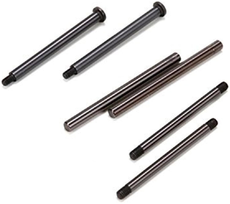 compras de moda online Hinge Pin Pin Pin Set, TiCN (6) 22-4 by Team Losi  barato y de moda