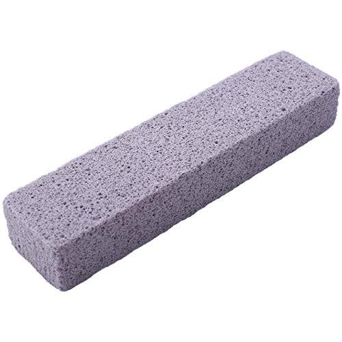 Fransande 30 piedras pómez para limpieza de piedra pómez estropajo gris limpiador de palo pómez para quitar el inodoro, el baño, el hogar, la cocina, la piscina