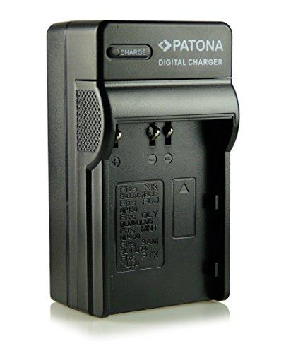 3in1 Cargador PS-BLM1 para Olympus C-5060 Wide Zoom | C-7070 Wide Zoom | C-8080 Wide Zoom | E-1 | E-3 | E-30 | E-300 | E-330 | E-500 | E-510 | E-520 | E1 | E3 | E30 | E300 | E330 | E500 | E510 | E520 y mucho más…