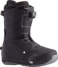 Burton Step On Ruler Mens Snowboard Boots Sz 9.5 Black