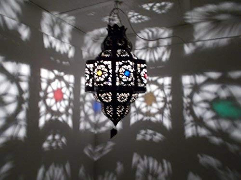 Etnico Arroto Leuchter ethnisch Marokkanische Lampe Laterne Arabo stlich 207181224 s2
