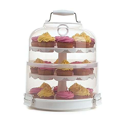 PL8 Cupcake Carrier & Display PL8 5200