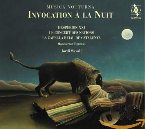 Invocation A La Nuit-Musica Notturn