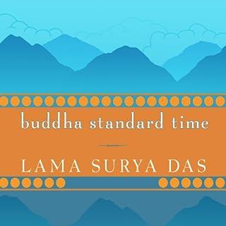 Buddha Standard Time audiobook cover art