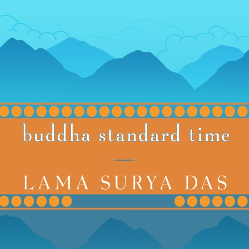 Buddha Standard Time audiobook cover art
