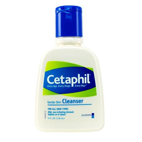 Cetaphil Gentle Skin Cleanser For All Skin Types 4 FL OZ