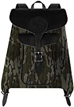 product image for Duluth Pack Rucksack Backpack, Mossy Oak Bottomland