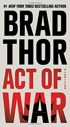 Top 10 brad thor act of war for 2020