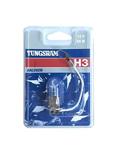 Tungsram 00012Blister bl50340H312V 55W BL1PK22s, Set von 2