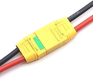 KINGDUO Une Paire D'Amasser Anti Étincelle xt90-S Connecteur Mâle Femelle Serti 12Awg Câble