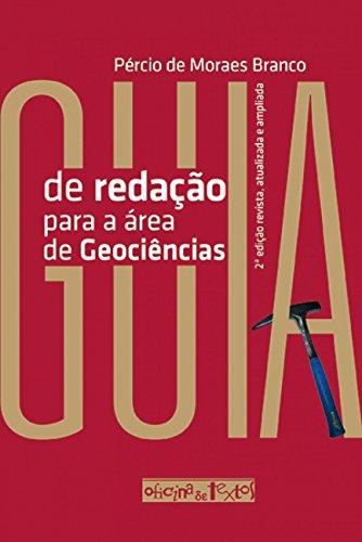 Guia de Redação Para a área de Geociências