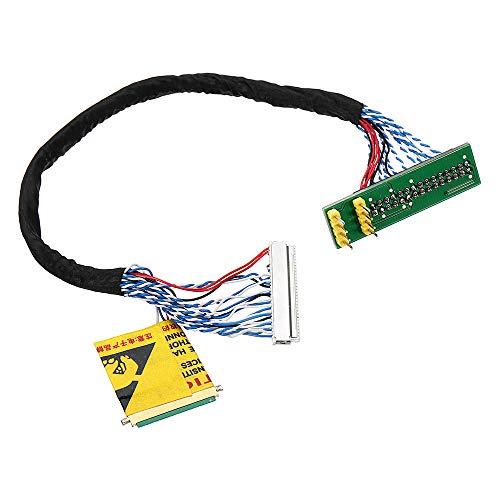 JJBHD Electronic Accessoires & Supplies LED-LCD 2 in 1 EDID Notebook LCD-Bildschirmcode-Chip-Daten Lesen Kabel für RT809F RT809H CH341A TL866CS und TL866A-Programmierer Um Ihnen die Qualität der Exzel
