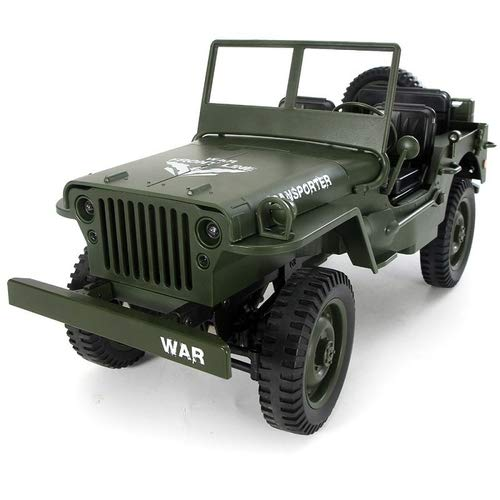 """JEEP WILLYS 4,5"""" PULL BACK"""