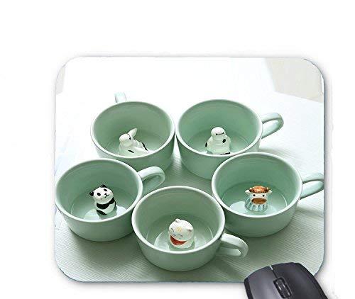 3d stereoscopic meng things niedlicher becher keramikbecher mauspad