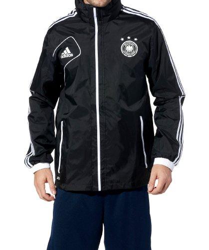 Adidas DFB Veste de pluie Noir/blanc