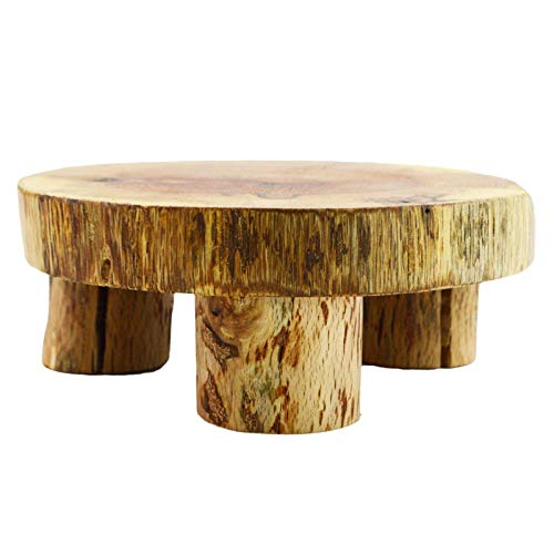 Cake Stand Wooden Cupcake