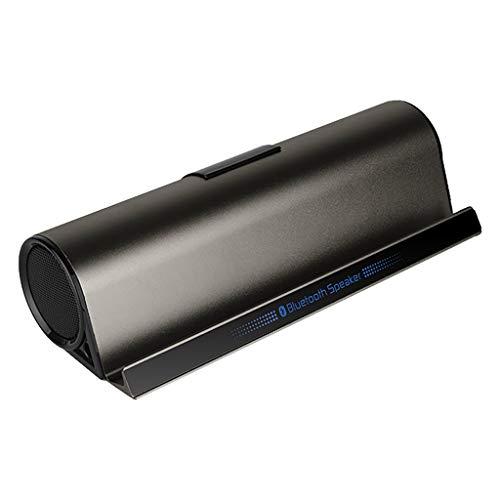 kashyk 2 in1 Bluetooth Lautsprecher ,8H Stunden Spielzeit, 10m Reichweite,High-End-Legierung Bluetooth Audio Mobile Bracket Multifunktions-Basslautsprecher Lautsprecher