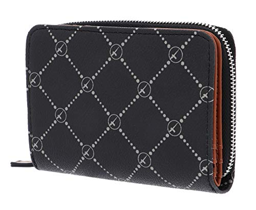 Tamaris Anastasia Small Zip Around Wallet Black