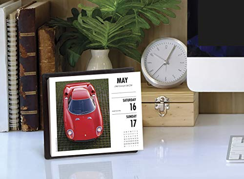 Classic Cars & Trucks 2020 Box Calendar