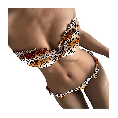 Riou Traje Baño Bikini Mujer 2019 Verano Mujeres