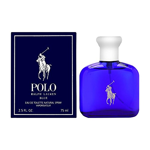 Ralph Lauren Polo Blue Eau de Toilette Vaporizador 75 ml