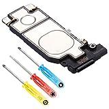 MMOBIEL Timbre de Altavoz Ringer Buzzer Speaker de Reemplazo Compatible con iPhone 7 Plus 5.5 Pulgada Incluye 3X Destornilladores