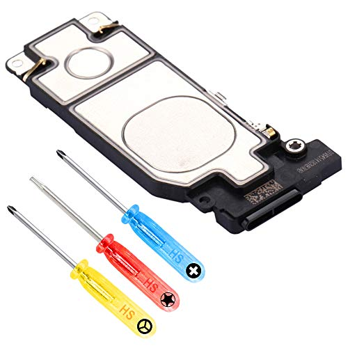 MMOBIEL Lautsprecher kompatibel mit iPhone 7 Plus Speaker Buzzer Ringer Ersatzteil inkl. 3 x Schraubenzieher
