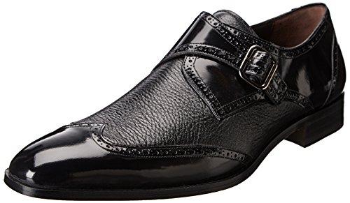 Mezlan Men's Senator Slip-On Loafer,Black,9.5 M US
