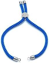 12 kleuren Nieuwe Zwart Rood String Geweven Touw Verstelbare Link Chain Voor Connectors Ch Armbanden Sieraden Maken Sierad...